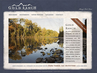 Gold Ranch Website
