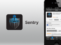 Sentry App - updated