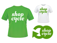 Shop Cycle Logo Design