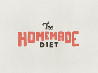 The Homemade Diet Logo
