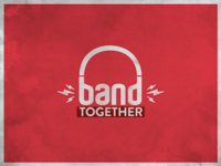 Band Together Logo Rebound