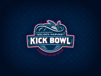 Kick Bowl Badge