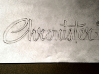 Chronister Design Logo
