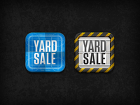 Yardsale Icons