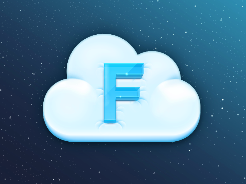 Cloudfonticon