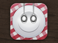 Icon for food app