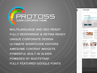 Protoss Theme for Wordpress