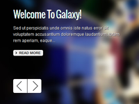 Galaxy Corporate Template for Joomla!