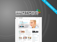 Protoss Template For Joomla!