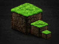 Minecraft Dock Icon