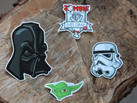 Star Wars sticker set