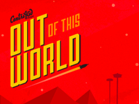 Out Of This World - Logo