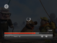 Netflix player exercise - @2x