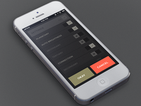 UI Explorations @2x