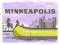 We moved to Minneapolis!!!