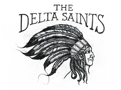 Delta Saints Shirt WIP 2x