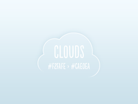 Clouds (let's play with gradients)