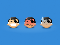 One-eyed emoticons (final version)