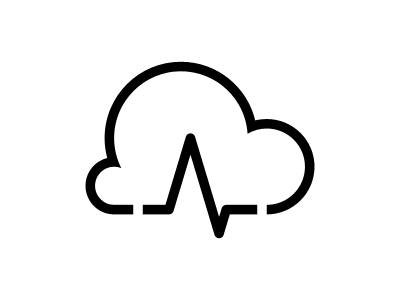 Cloud/Feed Logo Concept