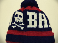 Bad Blood Bobble hat