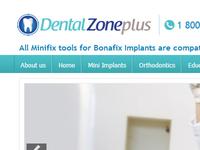 Dental Web Page