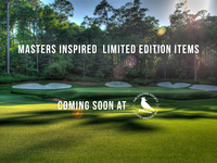 Masters - Social Media Campaign for The Golfing Society