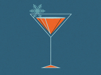 Winter Cocktail