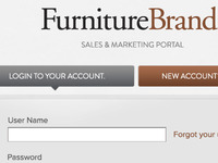 Furniture Brands Portal