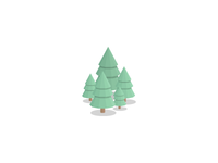 Forest Low-Poly