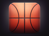 Basketball IOS Icon