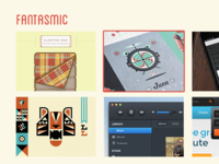 Fantasmic Windows 8 Dribbble Gallery