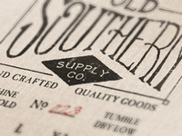 Old Southern Supply