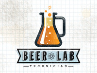 Beer Lab Dribbble 2