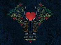 Winelover Tshirt