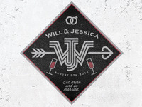 Will & Jessica Label