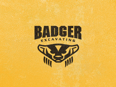 Badger_excavating