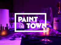 Paint the Town Logo Sketch