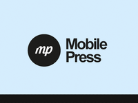 Mobile Press Logo