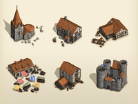 Tribalwars Buildings