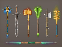 Sevenlands Items