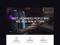 Pokke — Web Design