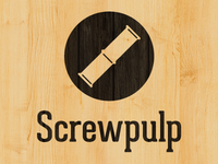 Screw Pulp Logo