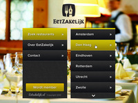 EetZakelijk web user interface