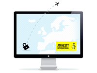 Amnesty international - Unlock The Truth campaign