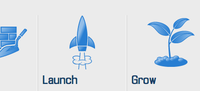 Build. Launch. Grow.