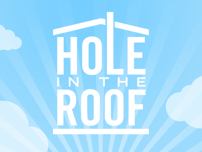 Hole-in-the-roof