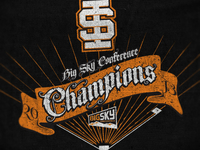 2013 Big Sky Softball Champs