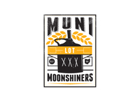 Muni Lot Moonshiners