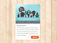 Woodie - Web template