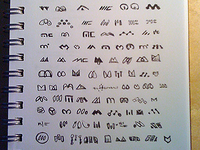 MCI Logo Sketches